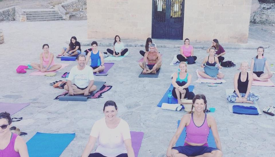 Yoga Bosque de Bellver